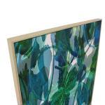Abstract Blue Green - Print