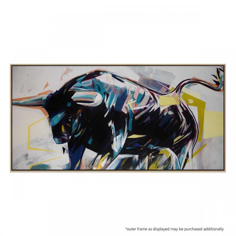 Bull - Painting