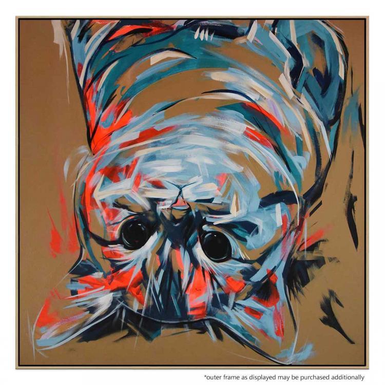 Catnap - Painting