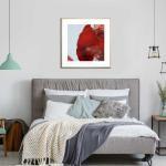 Scarlet In Time - Print