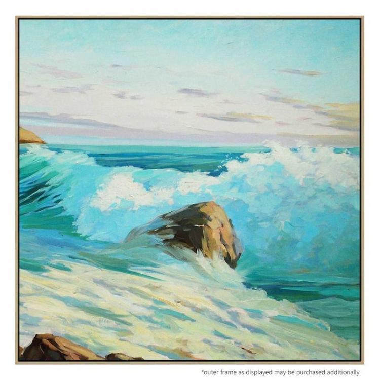 Shelly Beach - Painting