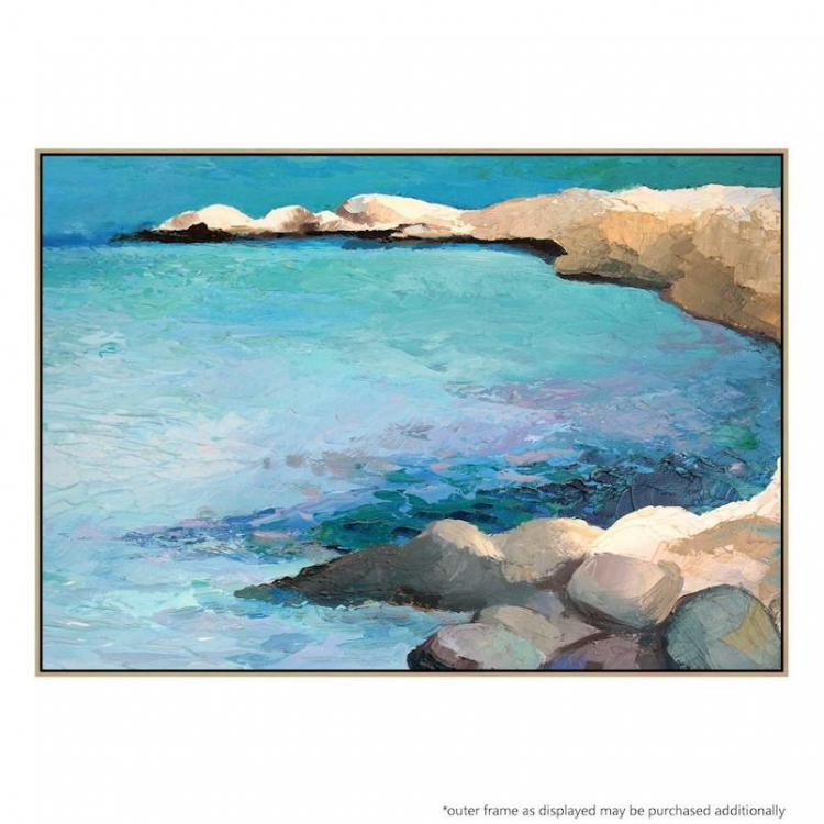 Shelly Coast - Painting