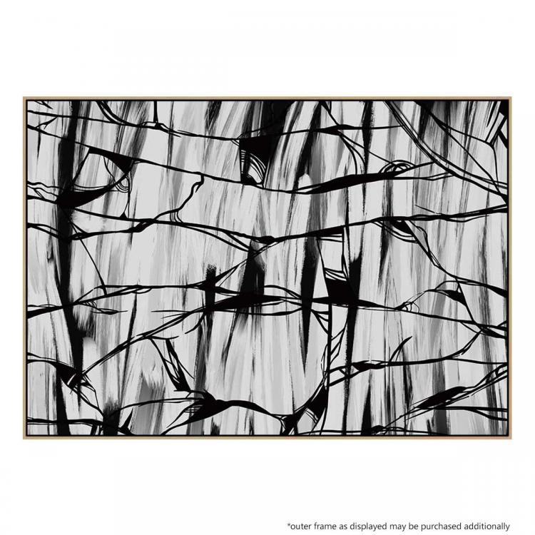 Shattered Lake - Print