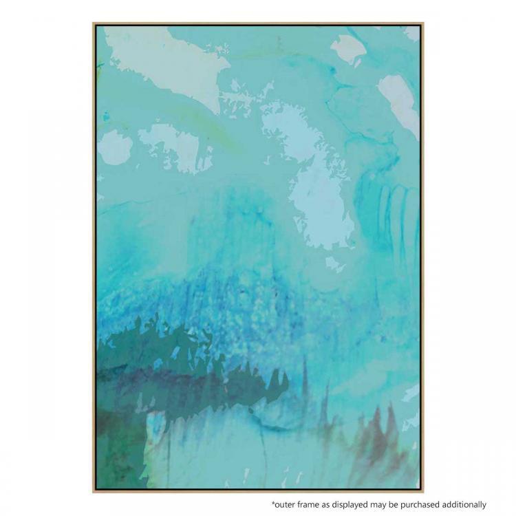 Blue Calm - Print