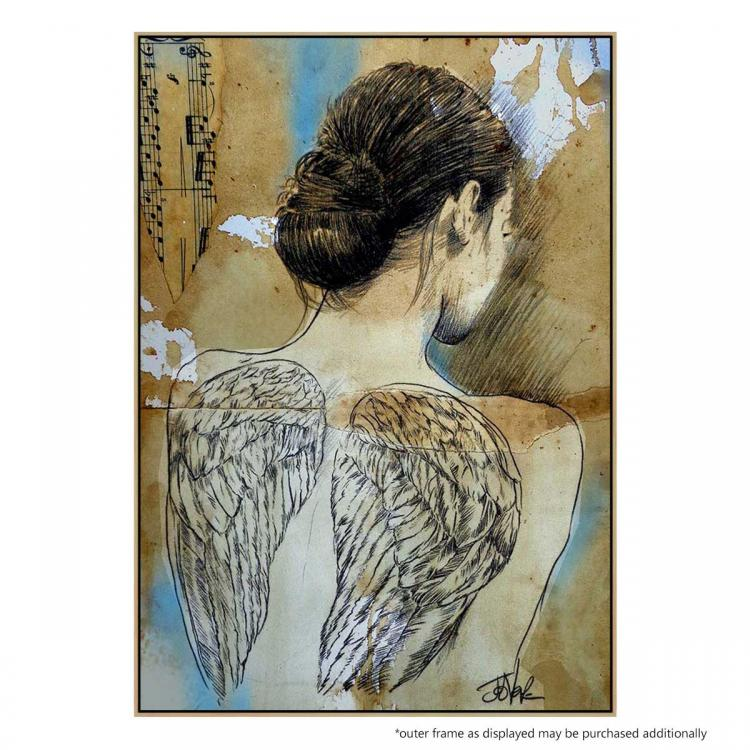 Angel Heart - Print