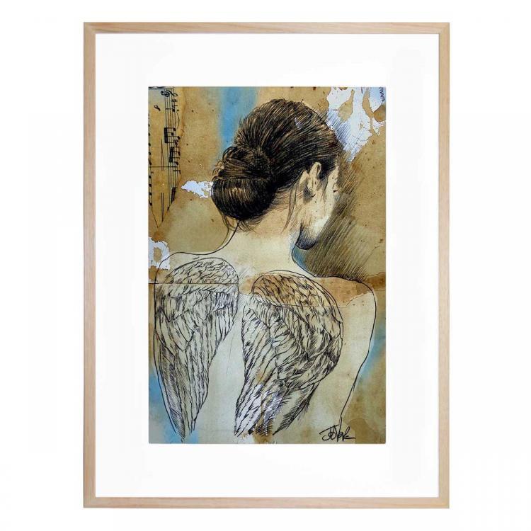 Angel Heart - Print