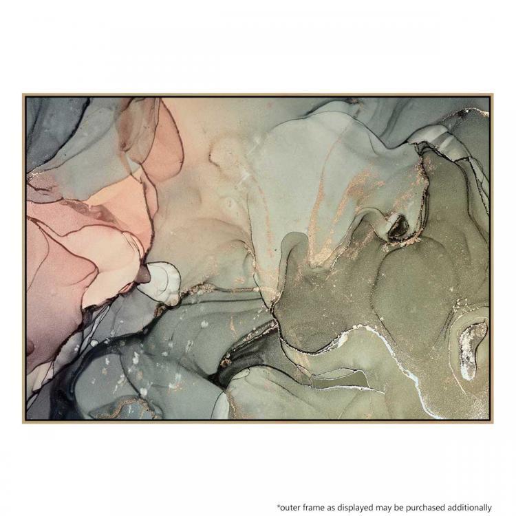 Blushing Ride - Print