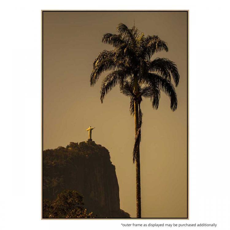 Christ Redeemer - Rio De Janeiro - Print