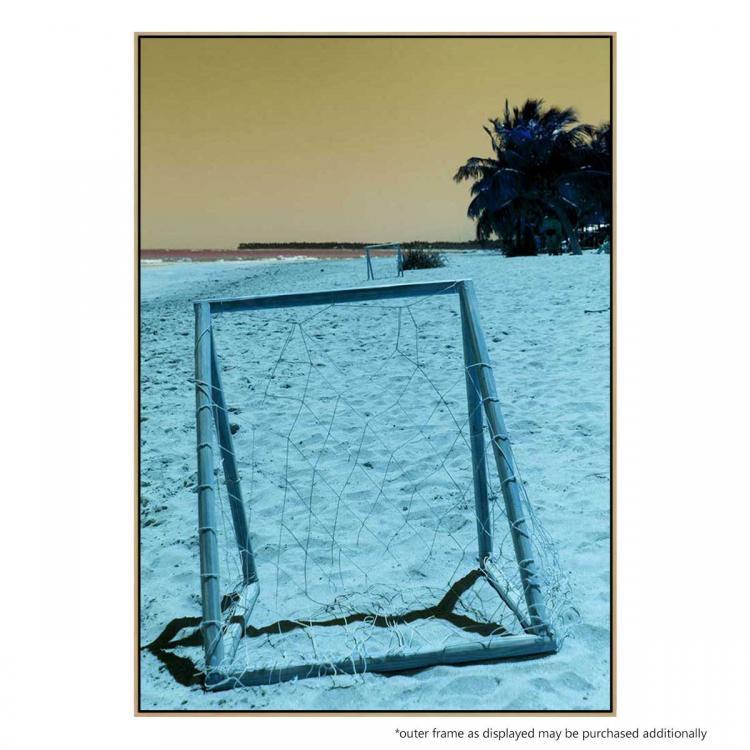 Beach Football - Print