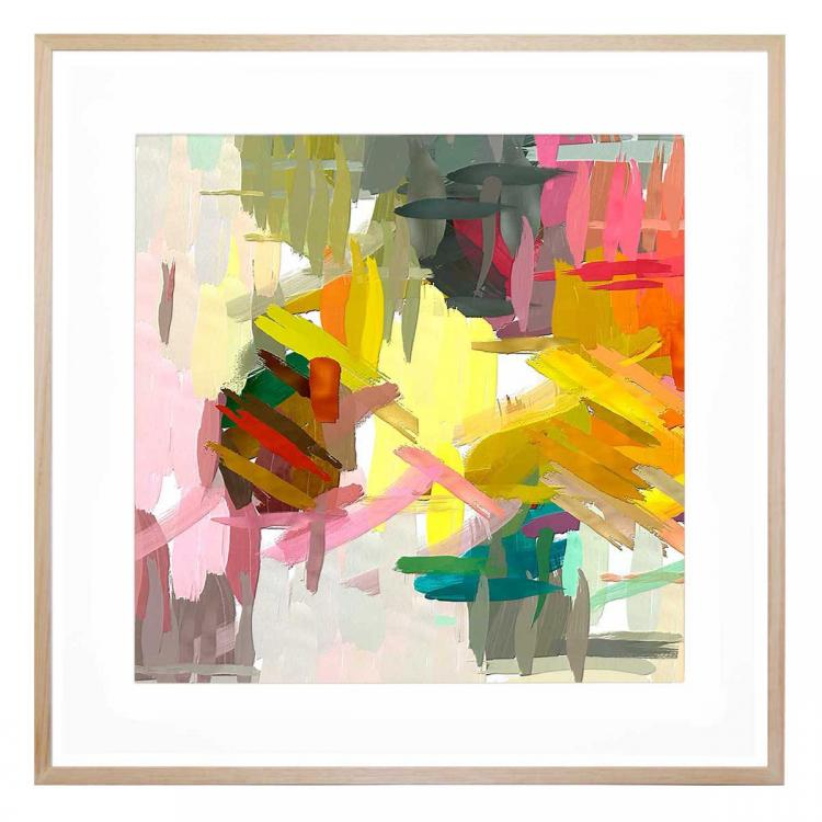 Creations In Color - Print