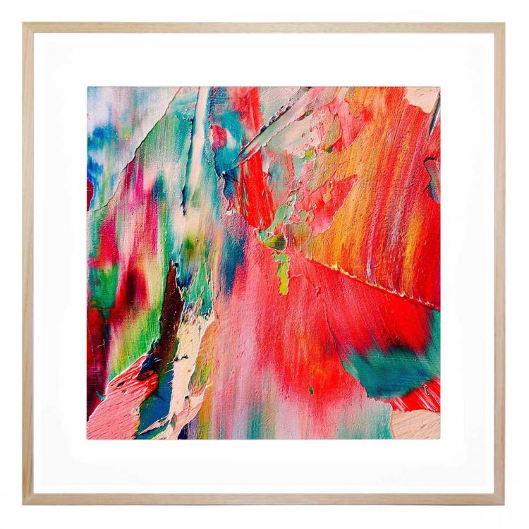 Pouring In Spring - Print