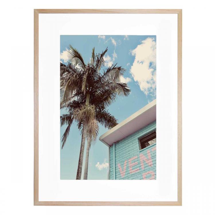 Blue Escape - Print