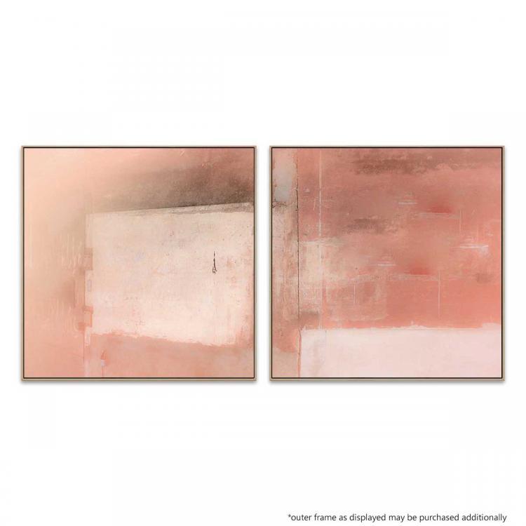 Rose Rendered | Rose Rendered II - Painting