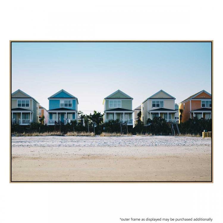 Beach Houses - Print
