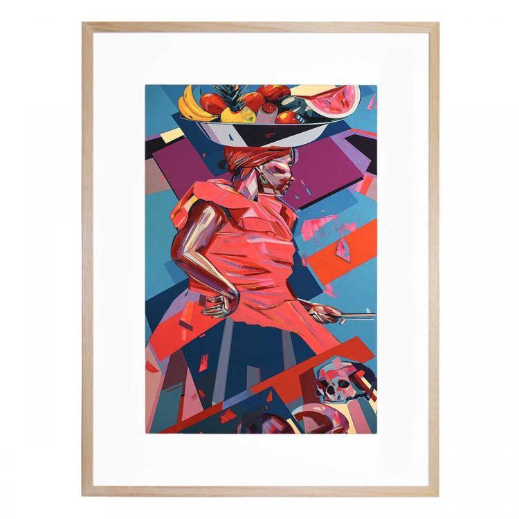 Diaz Tropeo - Print