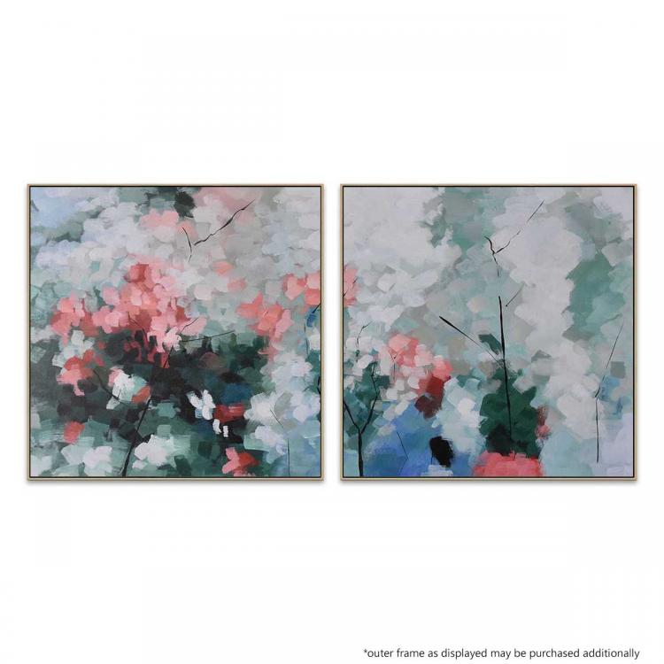 Melodies  1 | Melodies 2 - Painting