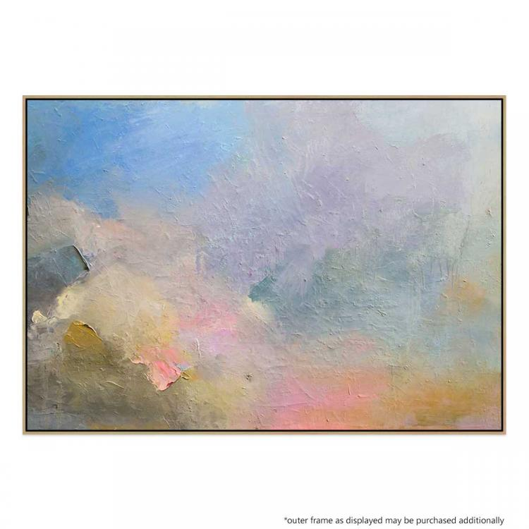 Pastel Winds - Painting