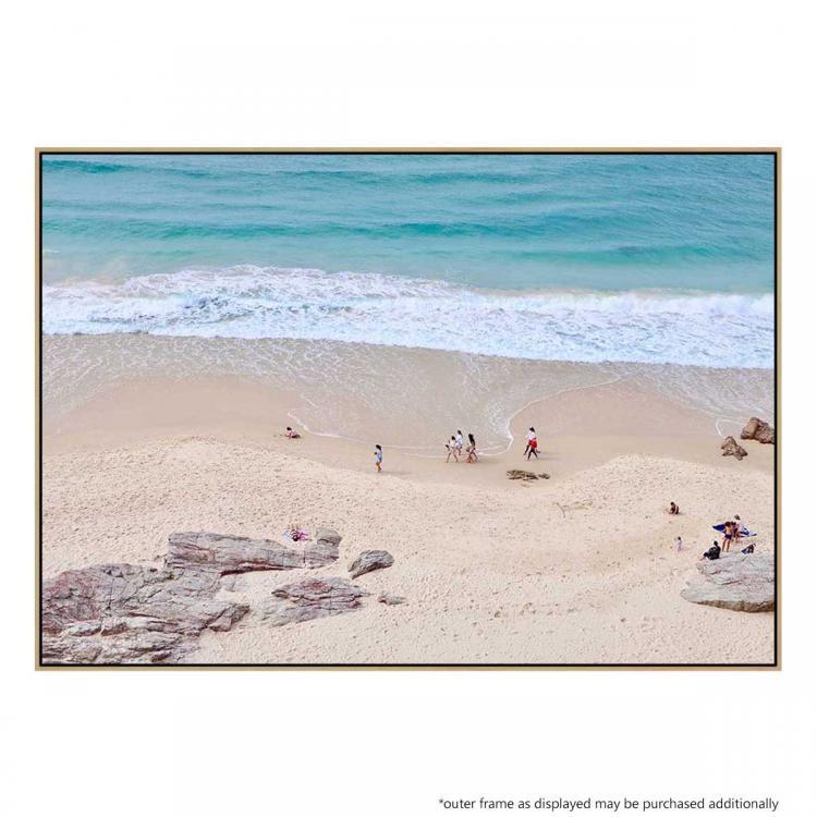 Beach Walk - Print
