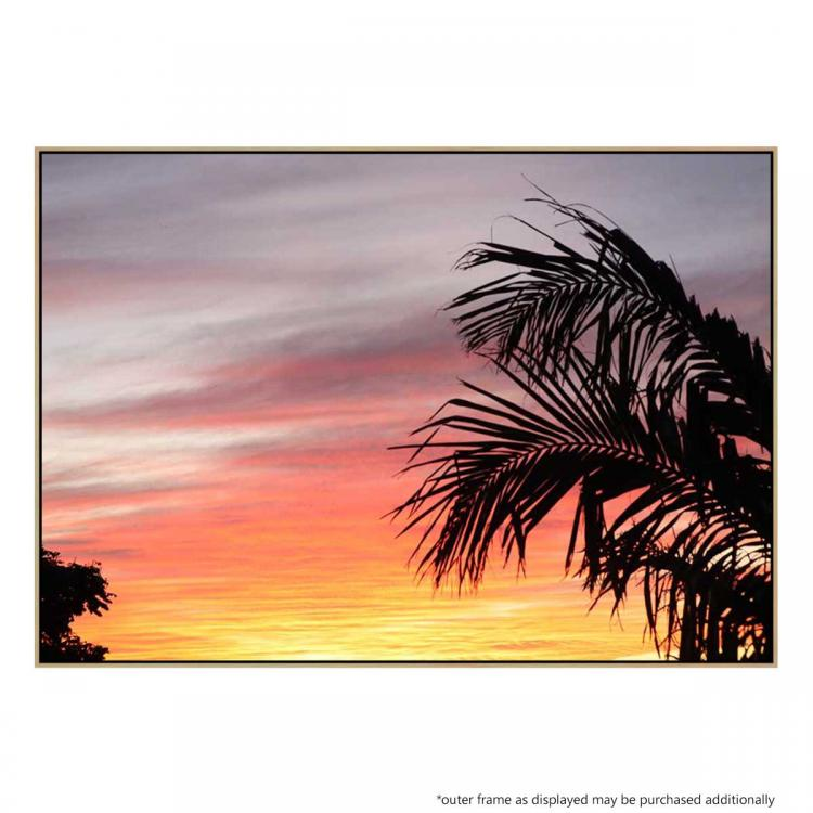 Sunset In Broadbeach - Print