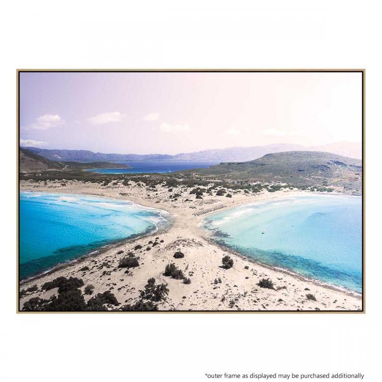 Elafonisos Greece 3  - Print