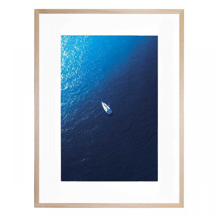 Minimal Greece - Print