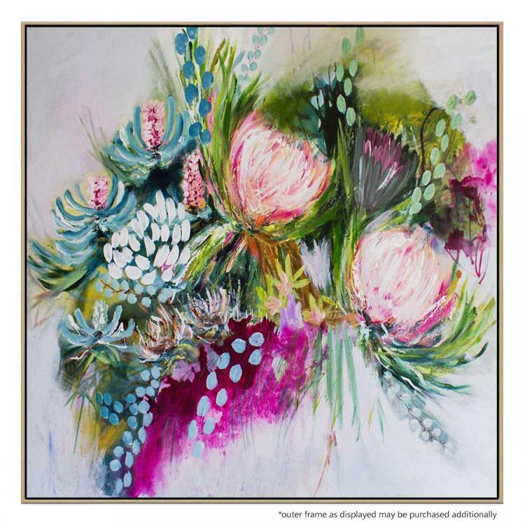 Floral Senses - Painting