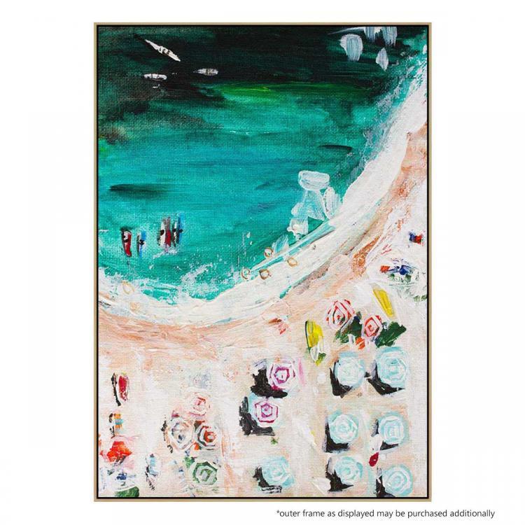 Summer In Split - Painting