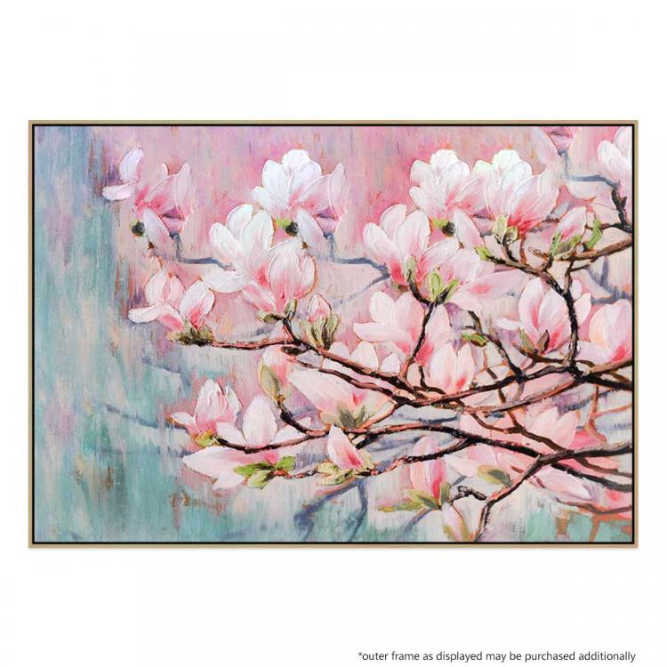 Kyoto Blossoms - Painting