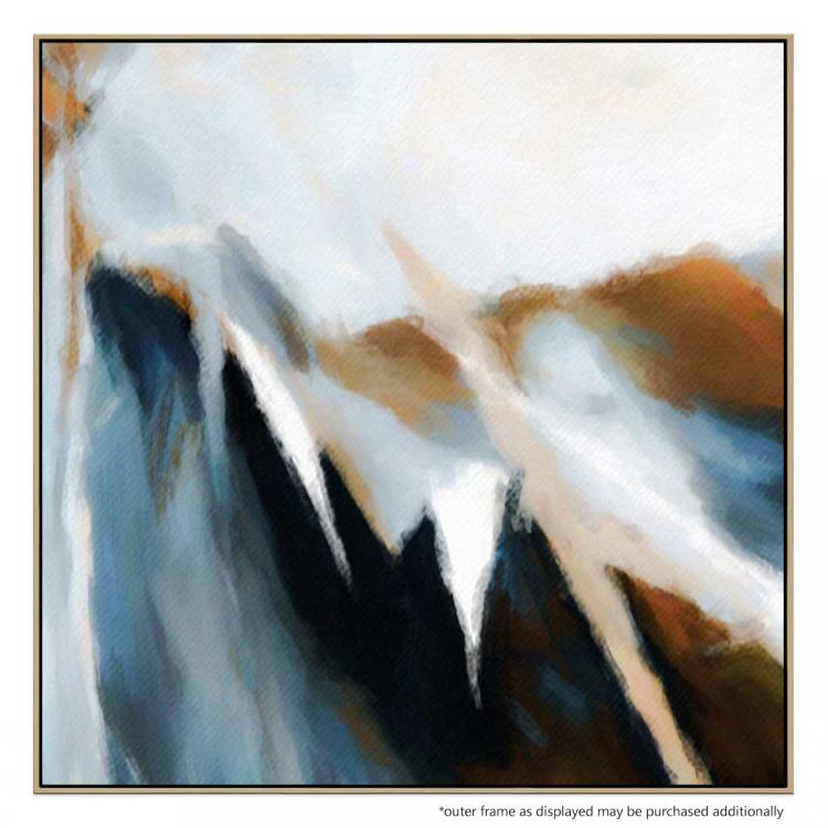 Snowy Gorge - Print
