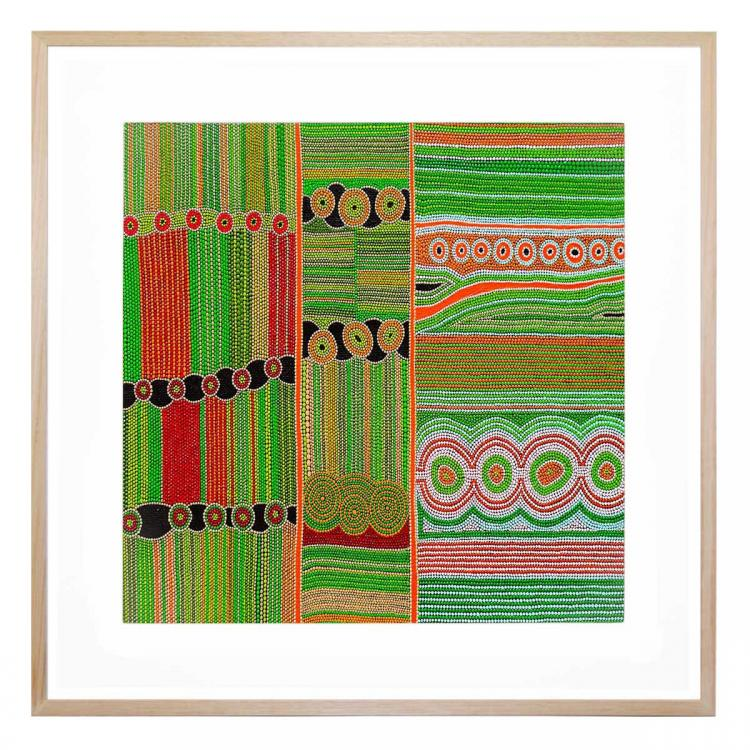 Fields Of Green - Print