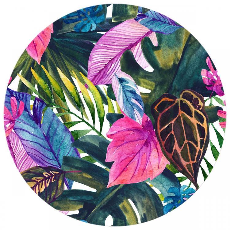 Leaves And Rhythms - Print