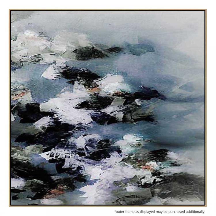 Paris Bloom 4 - Painting