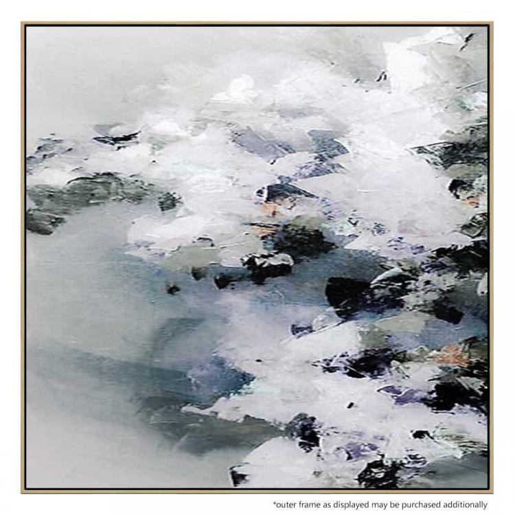 Paris Bloom 3 - Painting