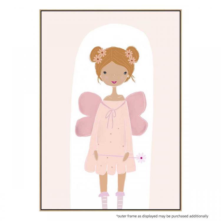 Daisy Bloom Fairy - Print