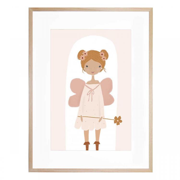 Daisy Bloom Fairy II - Print