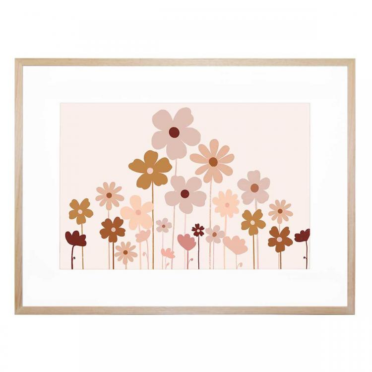 Wildflowers II - Print