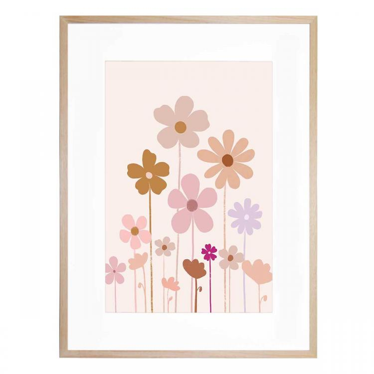 Portrait Wildflowers II - Print