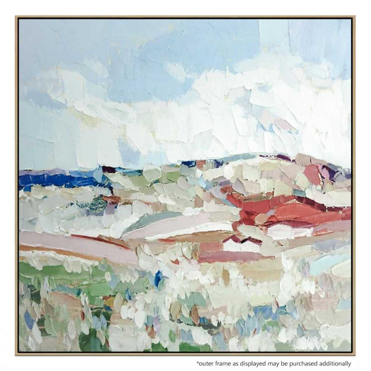 Yearning Fields - Print