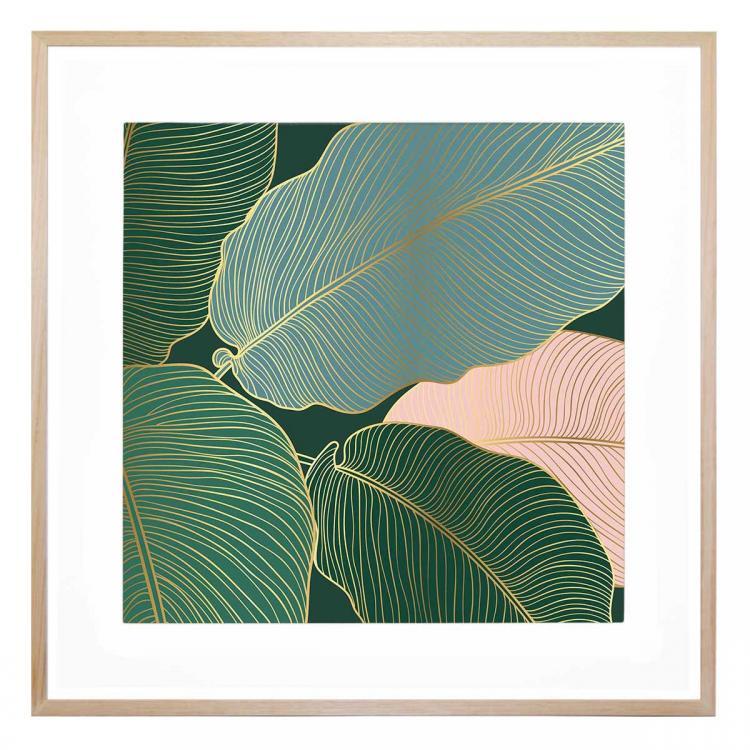 Flora Spatiale 2 - Print