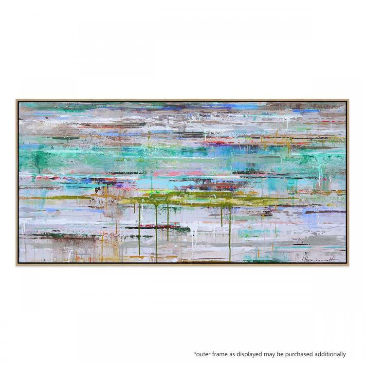 Miami Reflection - Print
