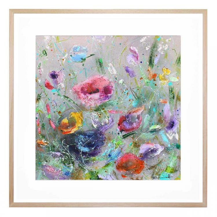Wild Flowers I - Print