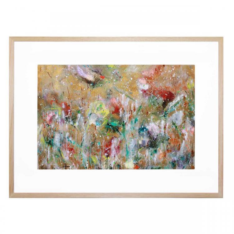 Wild Flowers III - Print