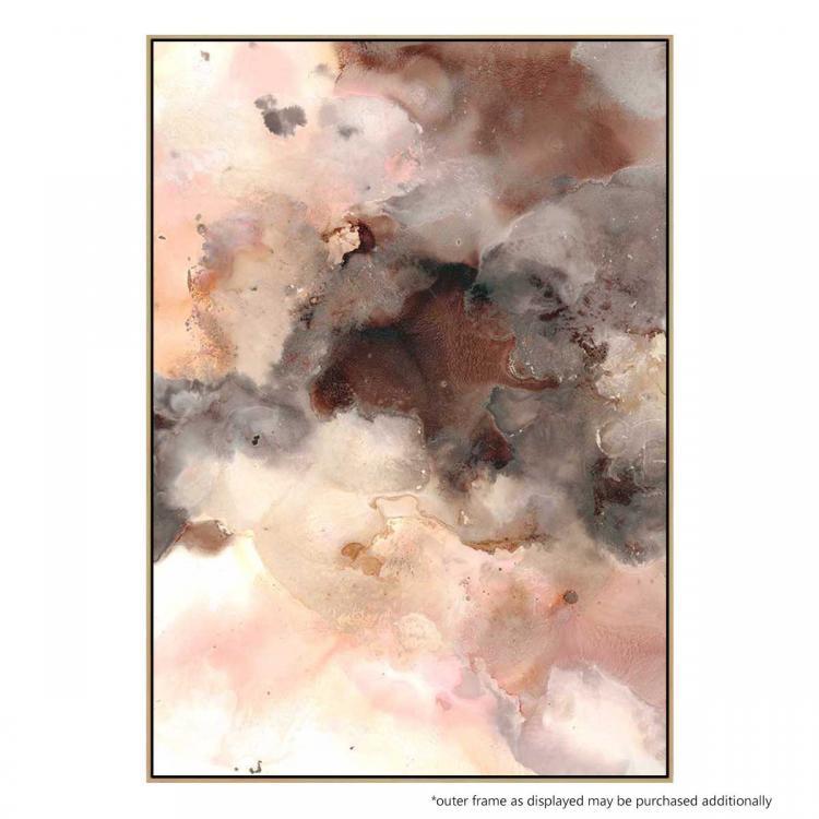 On A Cloud - Print