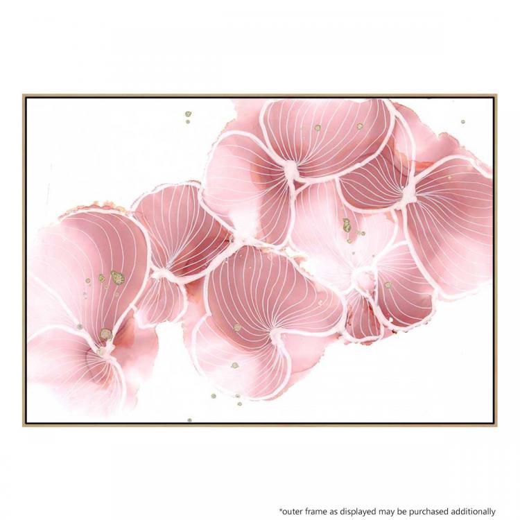 Pink Blooms - Print