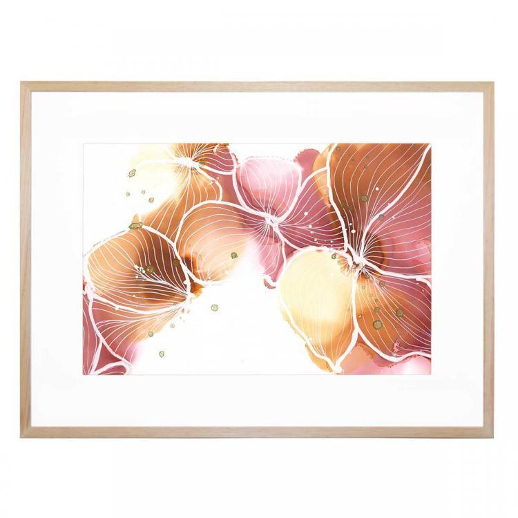 Sunkissed Blooms - Print