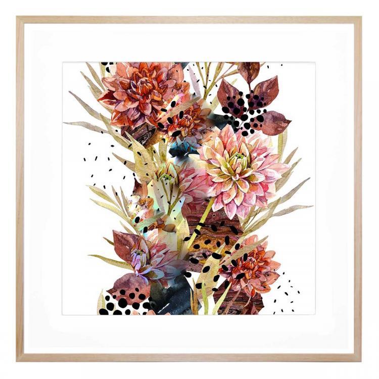 Dried Florals - Print