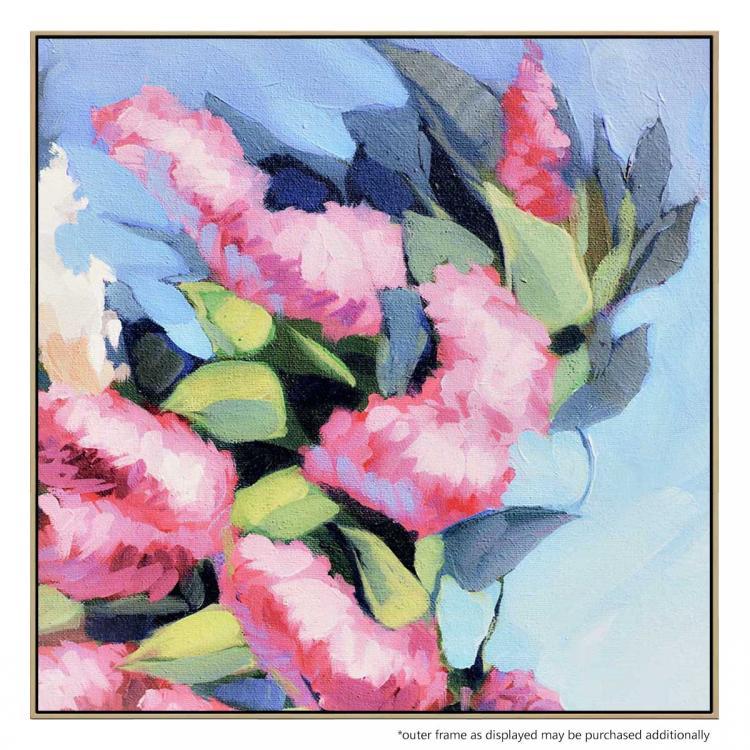 Flora Centennial - Painting