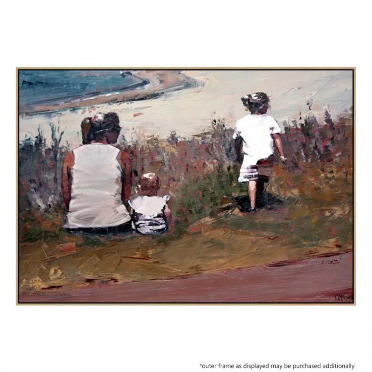 Beachside - Print