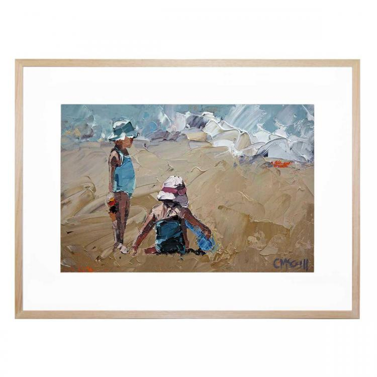 Hot Summers Day - Print
