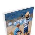 Sand Play Petite IV - Print
